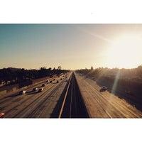 Photo taken at I-10 (San Bernardino Freeway) by Reilly C. on 7/9/2013