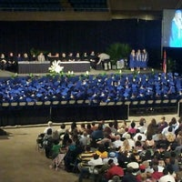Photo taken at Mississippi Coast Coliseum & Convention Center by Urban M. on 5/29/2013