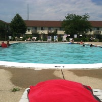 Photo taken at Regency Club Pool by James R. on 7/15/2013
