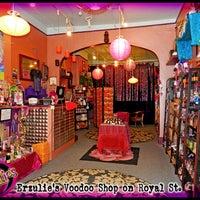 Photo taken at Erzulie's Voodoo Shop by Erzulie's Voodoo Shop on 12/14/2016