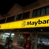 Photo taken at Maybank by remydotcom on 10/29/2012