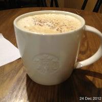 Photo taken at Starbucks by Roger N. on 12/24/2012