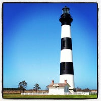 Photo taken at Bodie Island Lighthouse by Jason F. on 5/3/2013