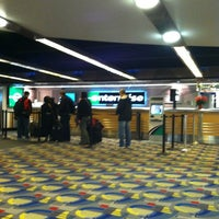 Photo taken at Enterprise Rent-A-Car by Molly R. on 12/29/2012