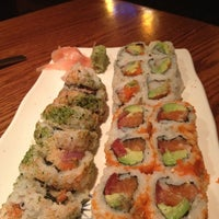 Photo taken at Wasabi Japanese Steakhouse & Sushi Bar by Beth M. on 11/5/2012