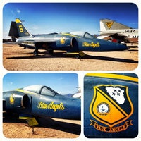 Photo taken at Pima Air & Space Museum by Kevin G. on 4/14/2013