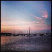 Photo taken at Vineyard Haven Harbor by Kevin G. on 7/7/2013