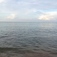 Photo taken at Pantai Teluk Kemang by Aida on 12/16/2012