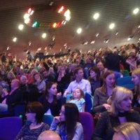 Photo taken at Hofpleintheater by Peter D. on 2/2/2014