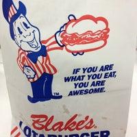 Photo taken at Blake's LotaBurger by Liza S. on 10/8/2012