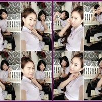 Photo taken at Retro Hair Salon by 🍒Bua__^^Pitcha🍭 on 6/4/2013
