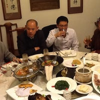 Photo taken at 花家怡园 Hua's Restaurant by Gregory M. on 4/2/2013