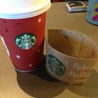 Photo taken at Starbucks by G M. on 11/9/2012