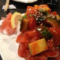 Photo taken at Oyama Sushi by G M. on 2/5/2013