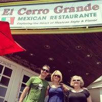 Photo taken at El Cerro Grande by Stefan S. on 7/19/2013