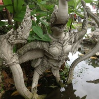 Photo taken at The Erawan Museum by Pop T. on 7/22/2013