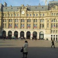 Photo taken at C.C Saint-Lazare Paris by NOPEQ de SCÈNEHÉMARNE on 10/31/2012