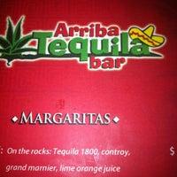 Photo taken at Arriba Tequila Bar by Josè Raùl A. on 11/11/2012