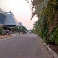 Photo taken at Calicut International Airport by Naufal A. on 4/22/2014