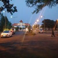 Photo taken at Calicut International Airport by Naufal A. on 4/9/2014