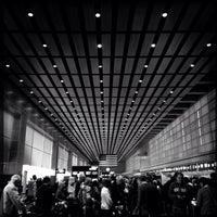 Photo taken at Boston Logan International Airport (BOS) by Yasha M. on 5/25/2013