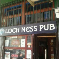 Das Foto wurde bei Loch Ness Pub von Qvik am 10/4/2012 aufgenommen