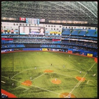 Photo taken at Rogers Centre by darrell o. on 6/18/2013