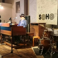 Photo taken at Cafe SOHO by mappy on 1/30/2016