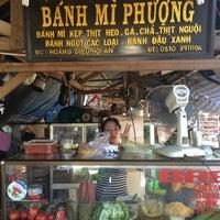 Photo taken at Bánh Mì Phượng by Ches M. on 12/21/2012