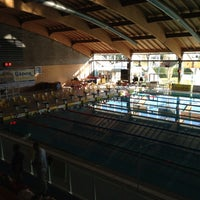 Photo taken at Stadio Del Nuoto by Roberto T. on 12/9/2012