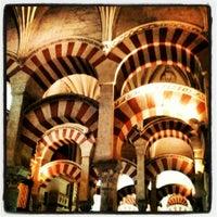 Foto tomada en Mezquita-Catedral de Córdoba por Cat G. el 3/2/2013