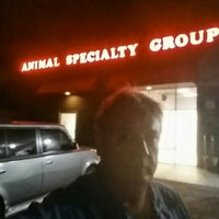 Photo taken at Animal Specialty Group by Kurt K. on 8/21/2015