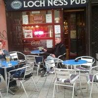 Das Foto wurde bei Loch Ness Pub von Schimán am 10/4/2012 aufgenommen