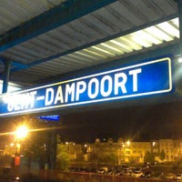 Photo taken at Station Gent-Dampoort by Simon D. on 10/9/2012