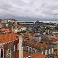 Photo taken at Miradouro da Vitoria by Jason O. on 6/5/2017