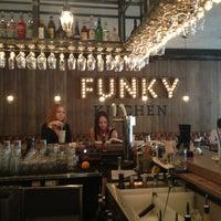 Снимок сделан в Funky Kitchen пользователем Maria S. 6/6/2013