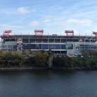 Photo taken at Nissan Stadium by CO on 11/4/2012