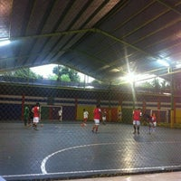 Photo taken at Arrayan Futsal by Sely N. on 2/9/2013