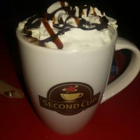 Photo taken at Second Cup by Lili S. on 12/5/2014