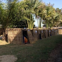 Photo taken at วัดสันป่าลาน by Fifee® on 1/22/2014