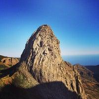 Photo taken at Vallehermoso by Mario R. on 5/2/2014