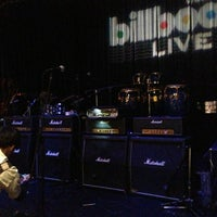 Photo taken at Billboard Live Osaka (ビルボードライブ大阪) by Toru A. on 6/26/2013