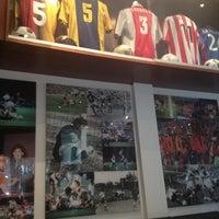 Photo taken at Soccer World by Miciek on 6/1/2013