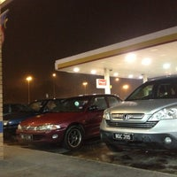 Photo taken at Shell by The B. on 12/5/2012