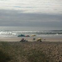 Photo taken at Guacyara Beach by Jef W. on 12/10/2012