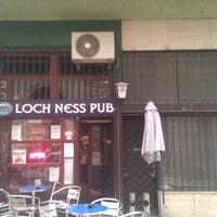 Das Foto wurde bei Loch Ness Pub von Budapest UP! am 10/4/2012 aufgenommen