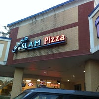 Photo taken at Grand Slam Pizza by Jim R. on 1/26/2013