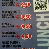 Foto scattata a Fucina Lunch & Dinner da Laura G. il 10/29/2012