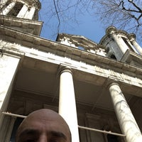 Photo taken at St. John's, Smith Square by Darren D. on 3/27/2017