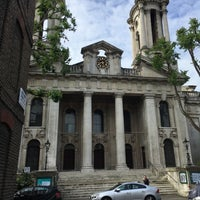 Photo taken at St. John's, Smith Square by Darren D. on 6/26/2017